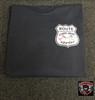 Can Am Flag T-Shirt (Black Short Sleeve) (LG-7003) Lamonster Garage