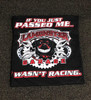 "Lamonster T-Shirt ""If You Just Passed Me, I Wasn't Racing"" (LG-7007)"