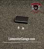 Lamonster Black Dymond Brake Pedal (LG-1009) (Accent Cut) Fits all Can-Am Spyder F3, RT, ST Models