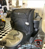 Momentum Wanderer Touring Seat Bag (KYN-5286) by Kuryakyn, Lamonster Approved #motorcycle #canamspyder #motorcycleluggage  Shown on 2014 RT-S