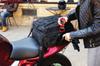 Momentum Roamer Tail Bag (KYN-5214) by Kuryakyn, Lamonster Approved #motorcycle #motorcycleluggage #canamspyder #lamonster