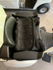 Kuryakyn Momentum Hitchhiker Trunk Rack Bag (KYN-5281) Lamonster Approved Shown with BRP passenger arm rests.  Phil McGill