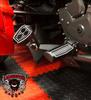 F3 Peg Insert Highway Brackets - Gripper Pegs (Accent Cut) (LG-1046-1075) by Lamonster