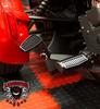 F3 Peg Insert Highway Brackets -  Black Dymond Pegs (Accent Cut) (LG-1046-1029) by Lamonster