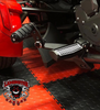 F3 Peg Insert Highway Brackets -  Kuryakyn Trident LRG ISO Pegs (LG-1046-7566) by Lamonster