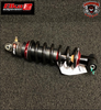 THREADED MANUAL OR REMOTE HYDRAULIC SPRING PRELOAD Available as a manual threaded adjuster or convenient remote hydraulic preload adjuster. Lets the rider fine-tune the initial force applied on the springs and precisely balance the weight distribution across the front and rear of the vehicle while setting up the ride height (sag) and to lower or raise the vehicle to adapt to various situations or to suit your personal preference.  To use, turn the preload adjustment ring clockwise (from top of the shock) to increase preload and raise the vehicle or turn counter-clockwise to reduce preload and lower the vehicle.  Stage 2 Elka Shock (Rear) RT / RT-S / RT-LTD (ELKA-REAR-RT) Lamonster Approved