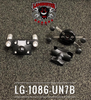Lamonster Ram mount for F3 & RT 2.0 (Mount and Ram X-Grip) (LG-1086-UN7B)