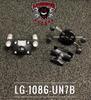 Lamonster Ram mount for F3 & RT 2.0 (Mount and Ram X-Grip) (LG-1086-UN7B)