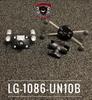 Lamonster Ram mount for F3 & RT 2.0 (Mount and Large Ram X-Grip) (LG-1086-UN10B)