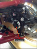 Can Am Spyder IPS front axle caps (inside) (LG-1032) by Lamonster IPS Inside Front Axle Cap