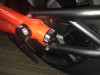 Can Am Spyder F3 IPS swingarm caps