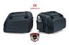 XKursion® XB Fast Lane Saddlebags (KYN-5293) Lamonster Approved