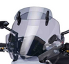 Ryker / Universal Windshield with Visor (Light Smoke) (LGA-5920H) Lamonster Approved