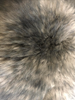 Sheepskin Seat Cover (Rider Seat Only) (2015 - Present F3/F3-S/F3-T/F3-LTD) (MM-4405-GR-BLK) (GRAY with BLACK tips)