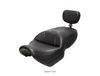 Ultimate Seat, Can Am Spyder F3 (2015 - Present) Spyder F3 Seat and Passenger Backrest