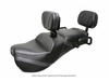 Ultimate Seat, Can Am Ryker (2019 - Present)  Ryker Seat, Driver Backrest and Passenger Backrest