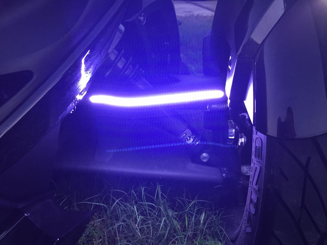 Can-Am Spyder Daytime Running Lights