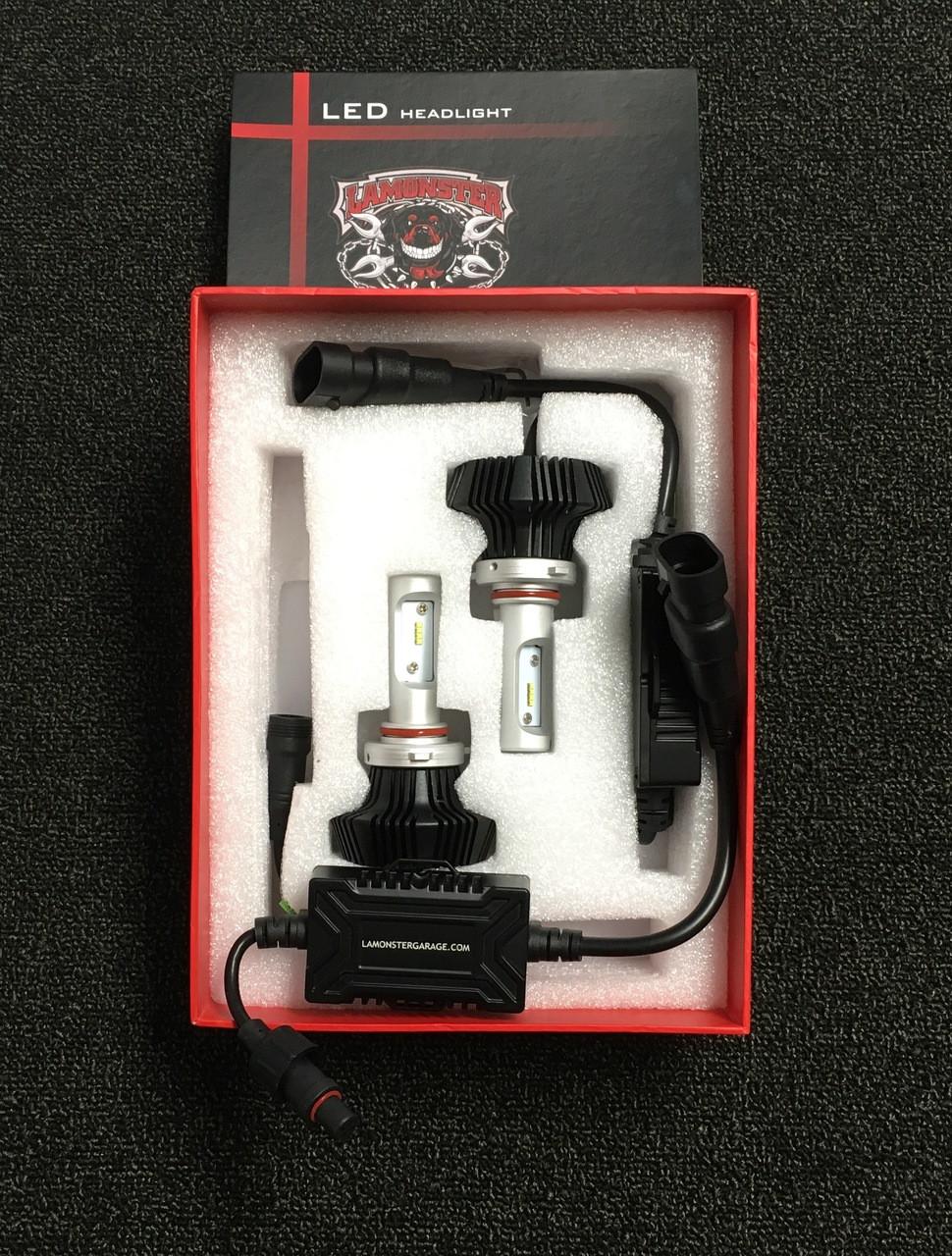 9005 LED Headlight for Spyder RT