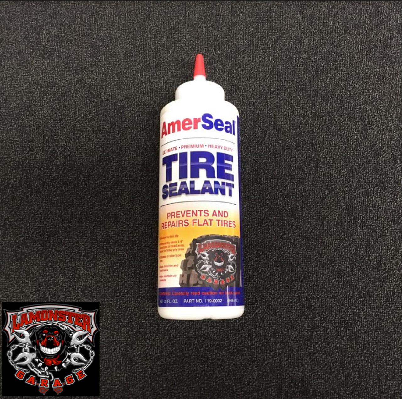 Lamonster Approved Tire Sealant