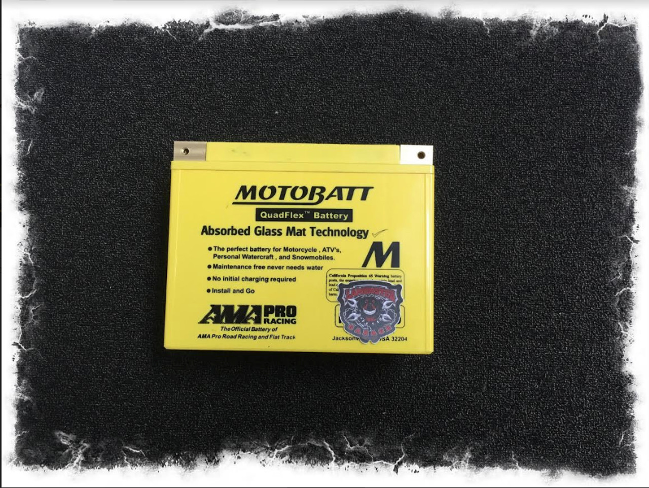 Spyder Replacement Battery