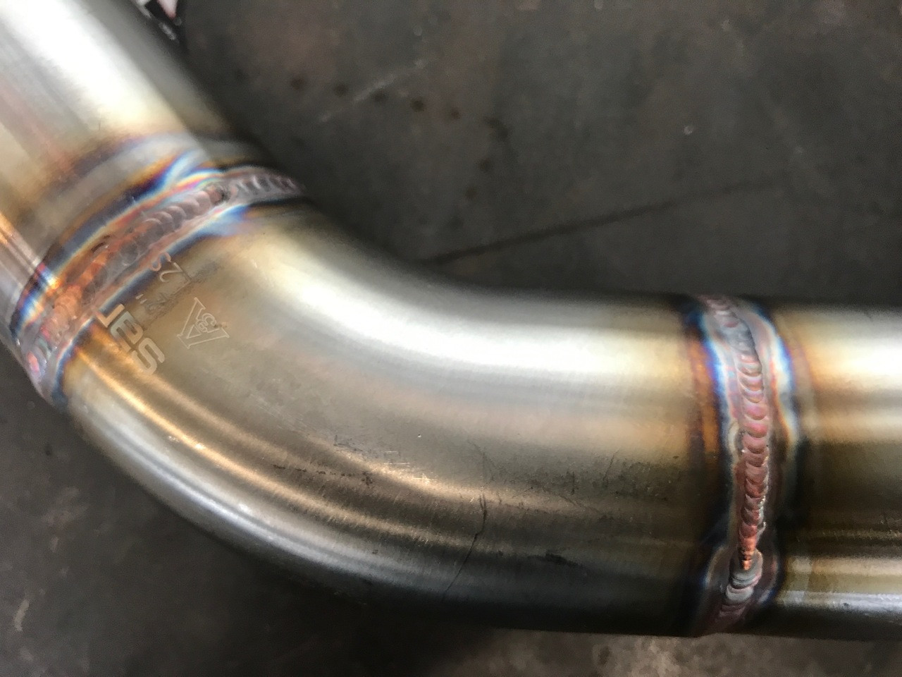 Can Am Spyder Primary Muffler Cat Delete Performance Pipe 1330
