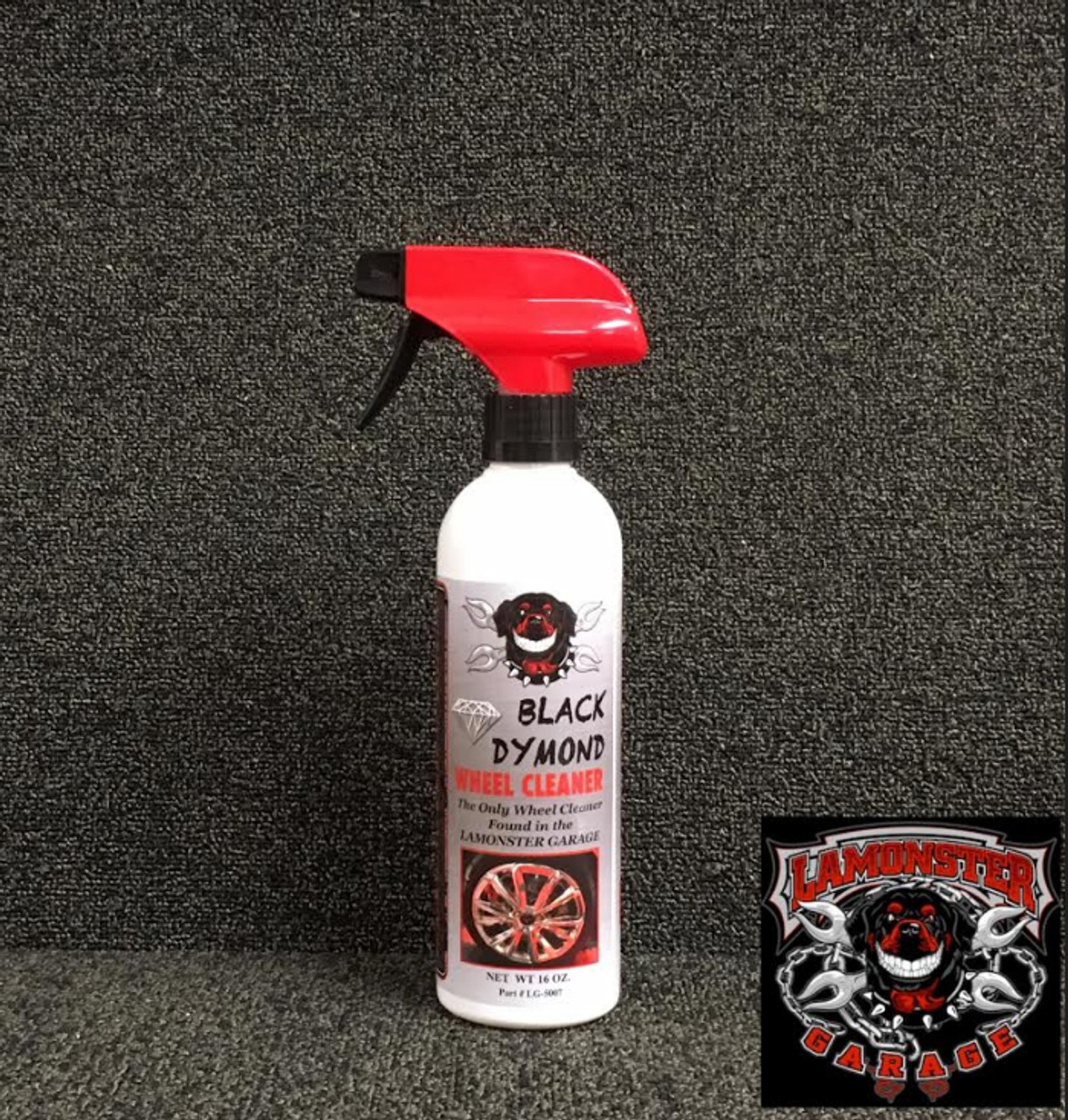Lamonster Black Dymond Wheel Cleaner (LG-5007)