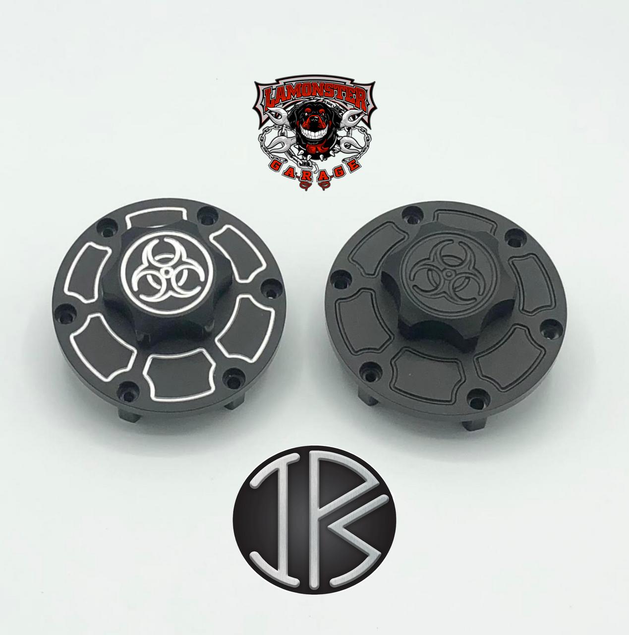 Lamonster IPS F3 Keyless Fuel Cap Assembly (LG-1095A, LG-1095B ) Fits all Can-Am Spyder F3 Models. F3, F3-S, F3-T, F3-LTD