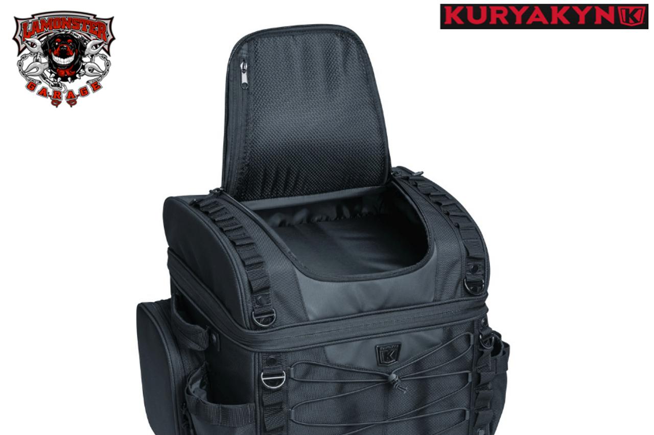 Kuryakyn Momentum Vagabond Bag (KYN-5285) Lamonster Approved!!!