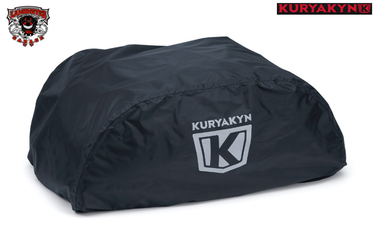Kuryakyn Momentum Hitchhiker Trunk Rack Bag (KYN-5281) Lamonster Approved