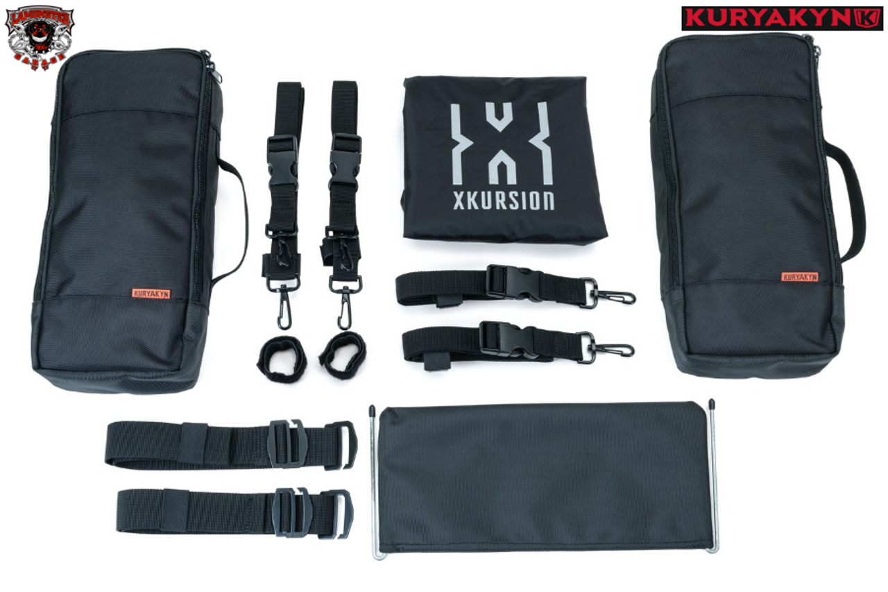 Kuryakyn XKursion XW Arsenal Bag (KYN-5296) Lamonster Approved