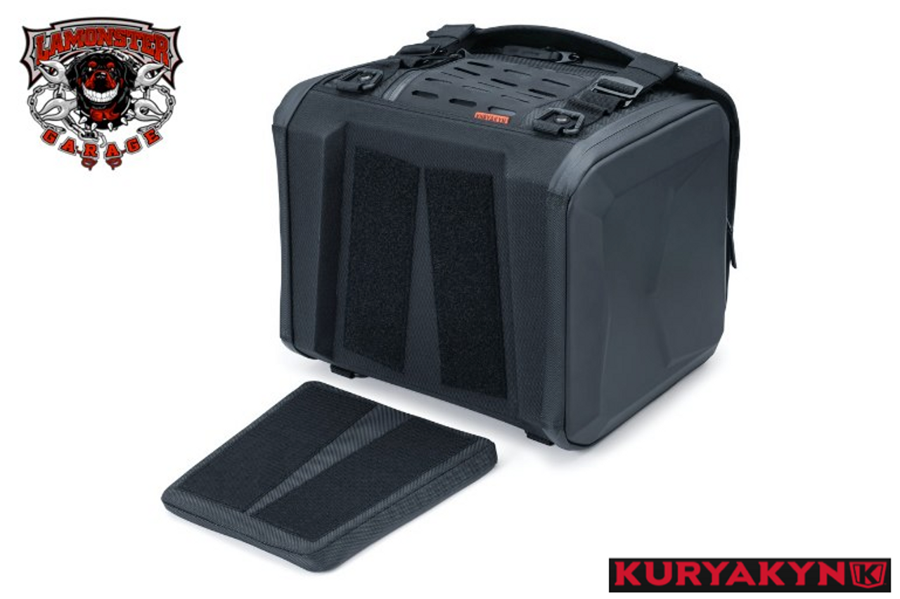 Kuryakyn, XKursion XS CUBE Bag (KYN-5295) Lamonster Approved.