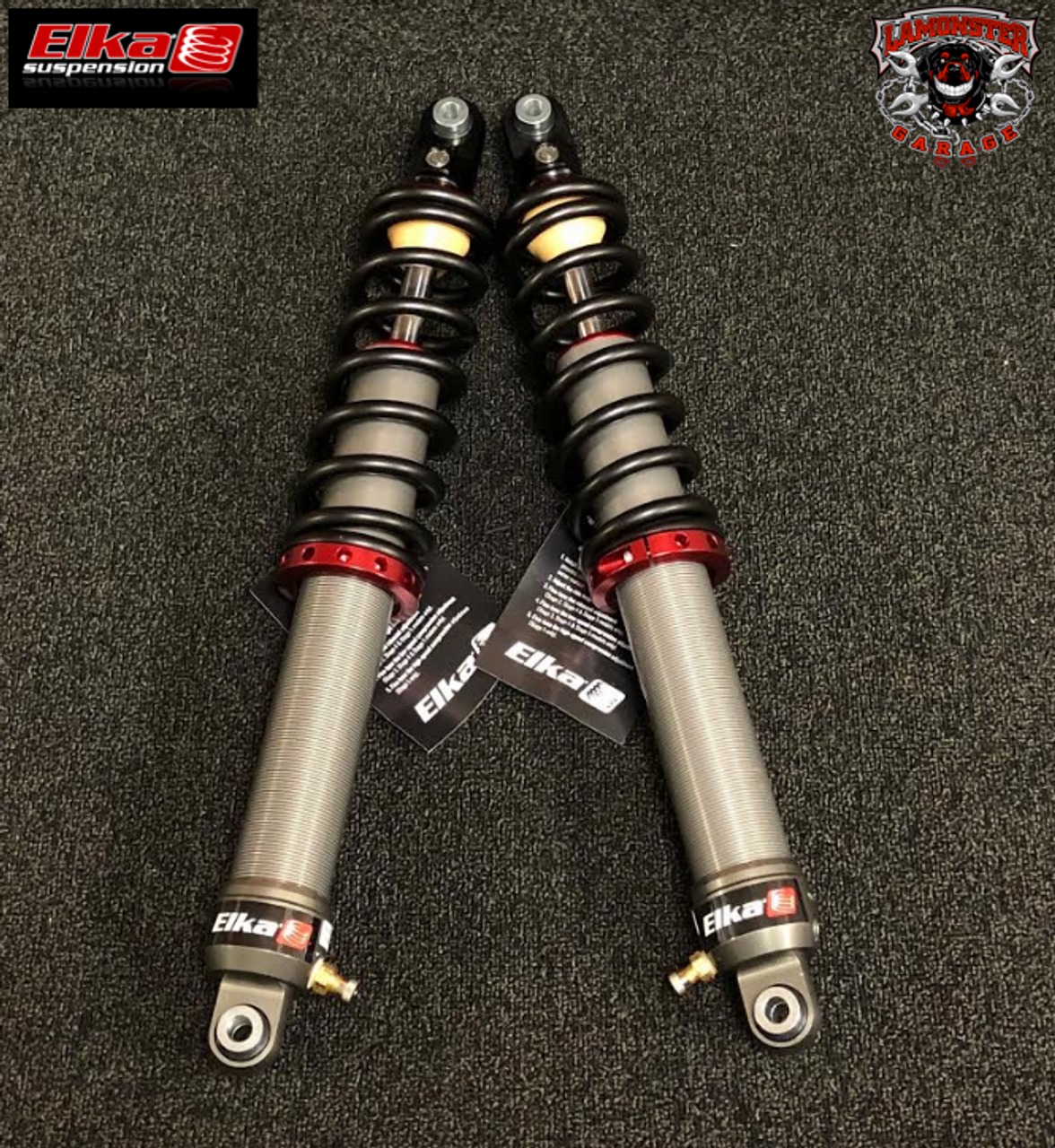 Stage 2 Elka Shocks (Front set) F3 / F3-S / F3-T / F3-LTD