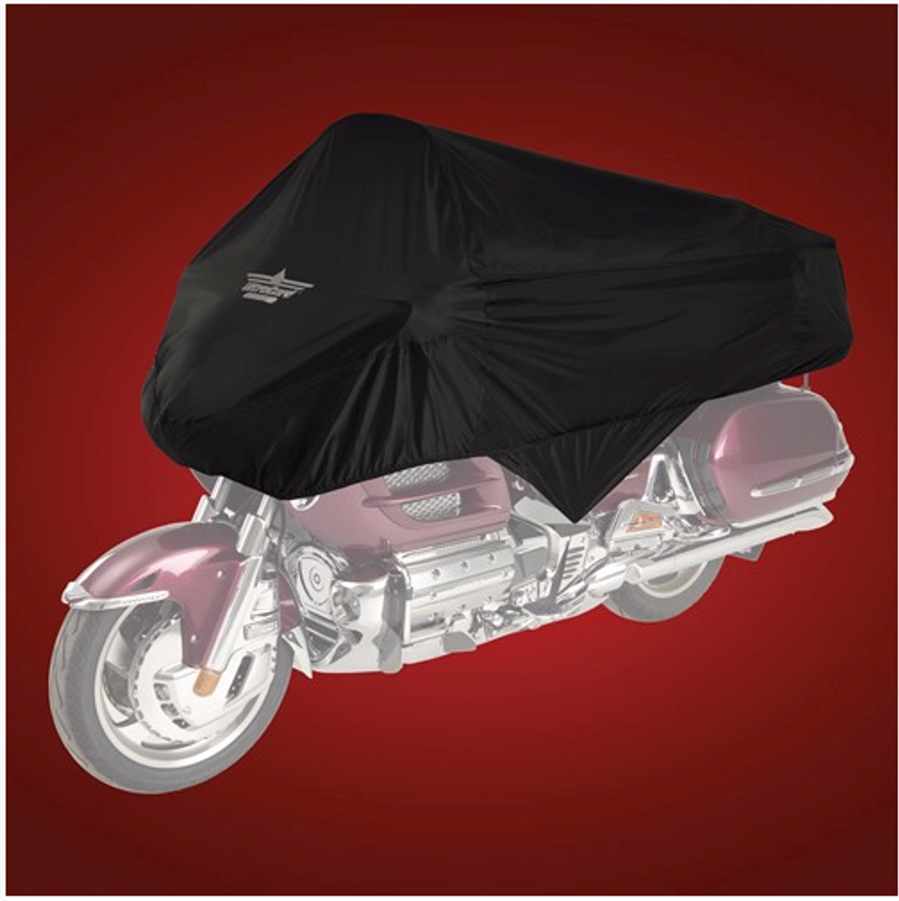 This Black Touring Half Cover will fit GL1200, GL1500, GL1800, Valkyrie, Yamaha, Venture, Harley Classics, etc (see fitment chart for details). The Classic Series line of covers offers exceptional value without compromising the features you have come to expect from UltraGard®.