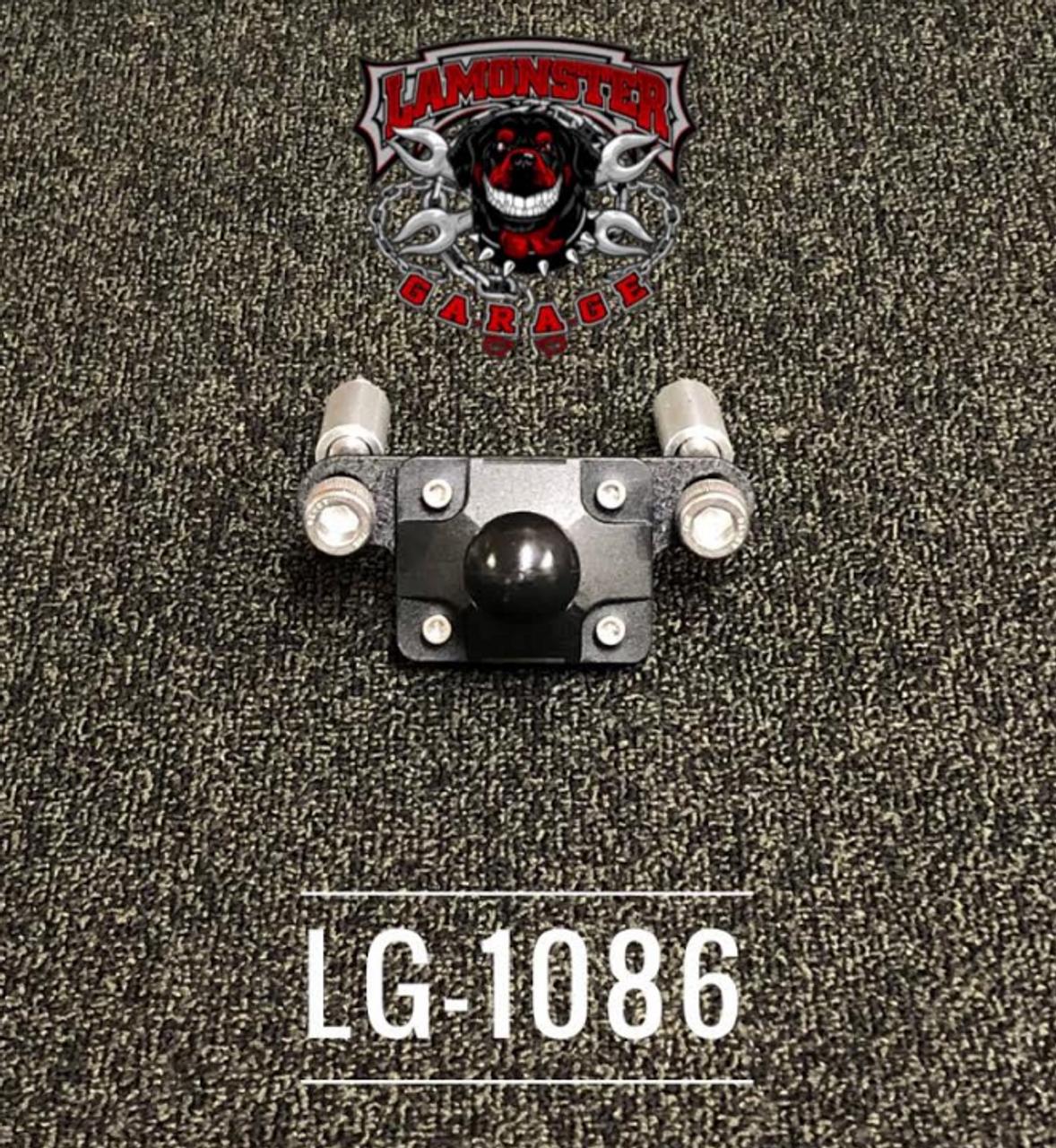Lamonster Ram mount for F3 & RT 2.0 (Mount Only) (LG-1086)