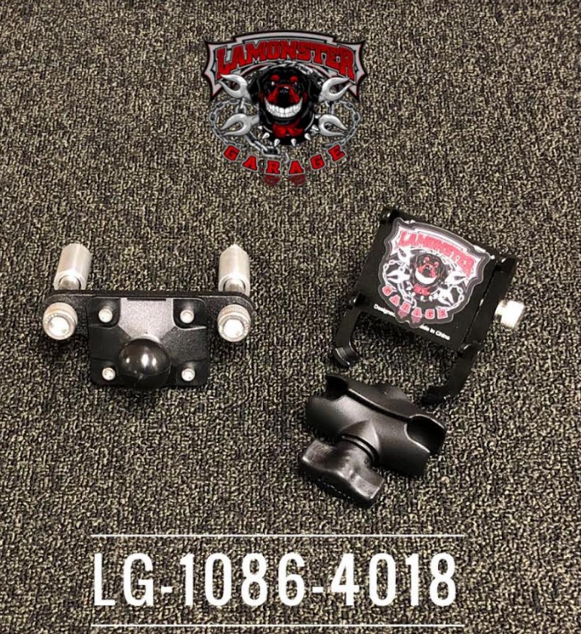 Lamonster Ram mount for F3 & RT 2.0 (Mount and Phone Holder) (LG1086-4018)