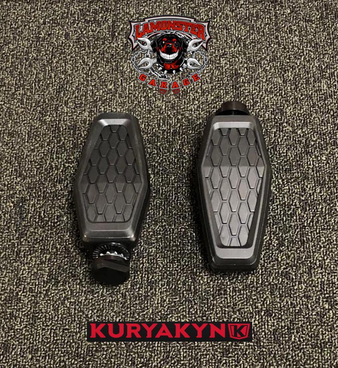 Kuryakyn Hex Pegs (KYN-5907) Lamonster Approved