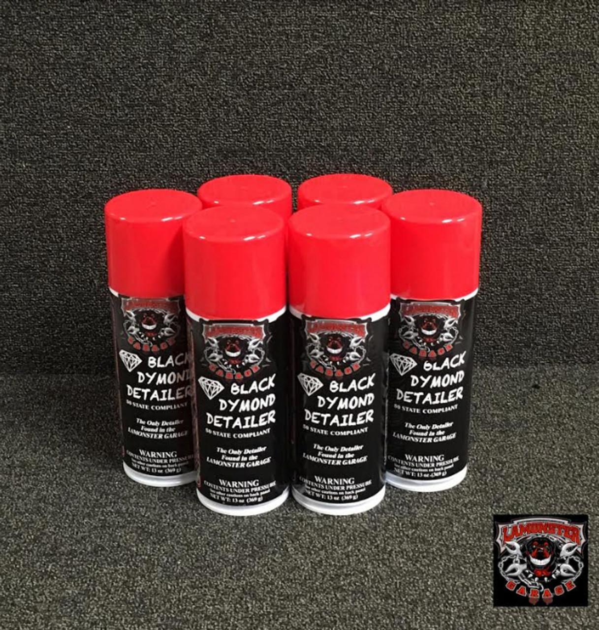 Lamonster Black Dymond (6 Can)  Price (Aerosol)