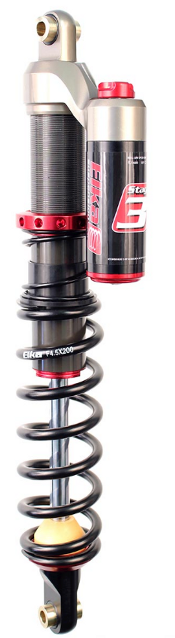 STAGE 3 FRONT SHOCKS for CAN-AM SPYDER F3 / F3-S, 2015 to 2019 (ELKA-70002) Lamonster Approved