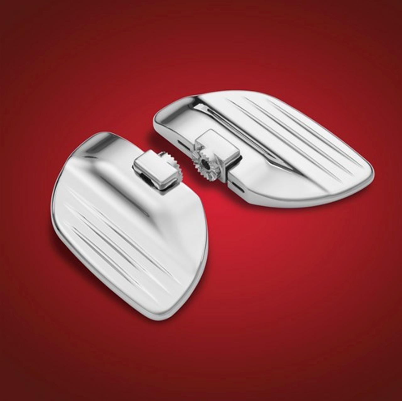 COMMANDER PASSENGER FLOORBOARDS for the CAN AM SPYDER RT (SC-41-185)