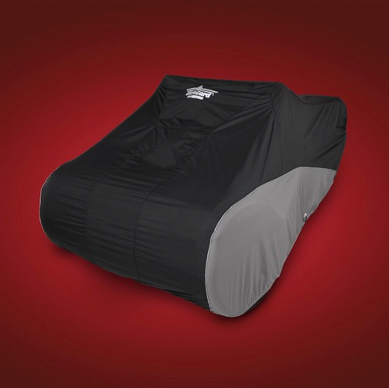 UltraGard® Classic Cover for Can-Am Ryker (SC-4-474BC) Black Over Charcoal Cover On Can-Am Ryker