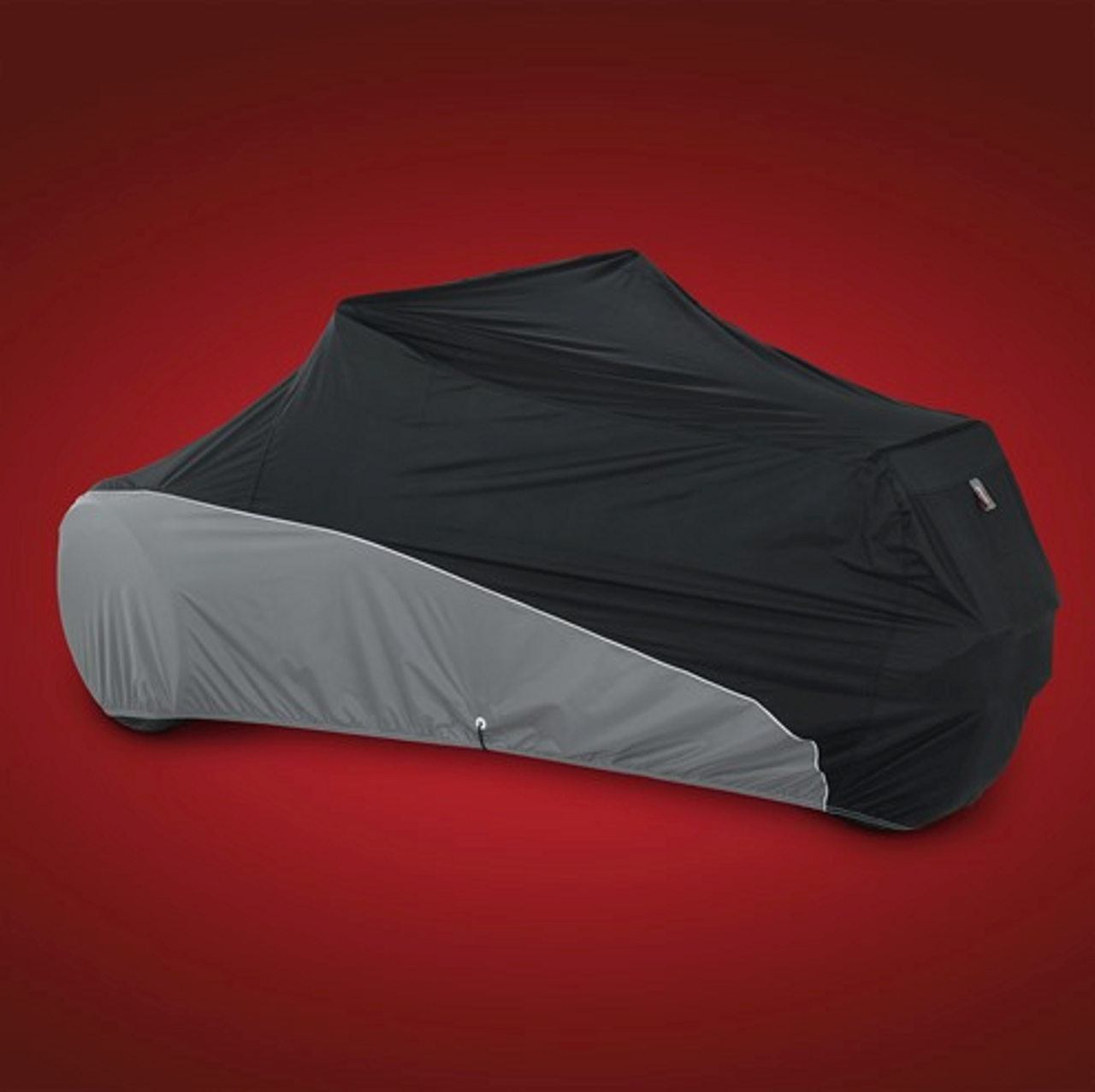 UltraGard® Classic Cover for Can-Am Ryker (SC-4-474BC) Black over Charcoal Cover On Can-Am Ryker (rear view)