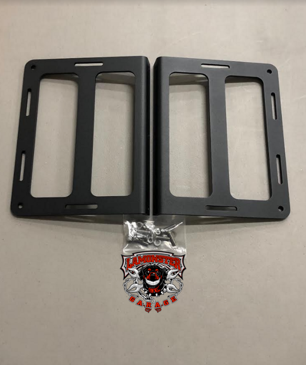 IPS Saddlebag Standoffs for the Can Am Ryker and F3 (LG-1061)
