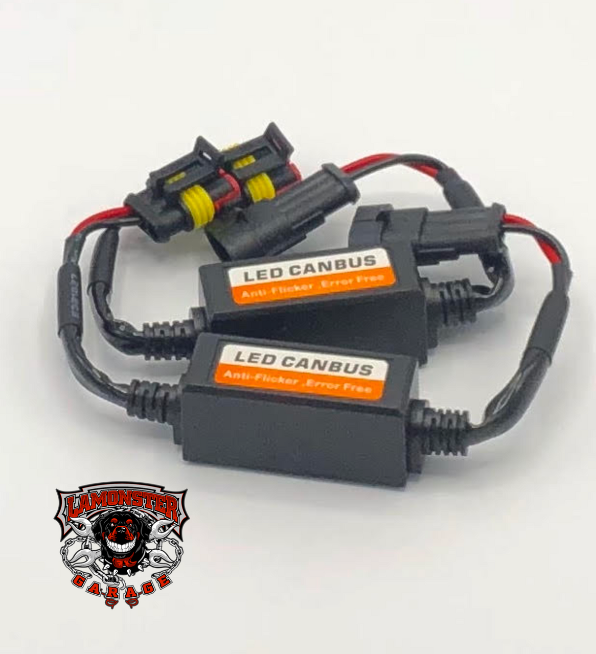 Lamonster Anti-RF Filters for the F3 Fog Lights (LG-3000)(LG-3001)(LG-3011) (LG-3016)