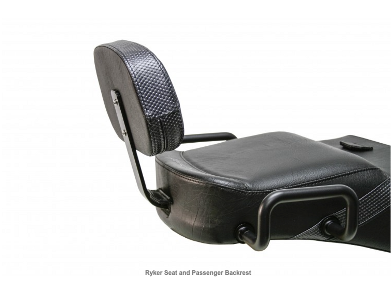 Ultimate Seat, Can Am Ryker (2019 - Present)  Ryker Seat and Passenger Backrest