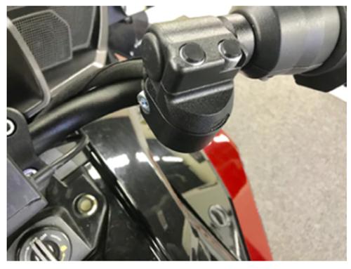 HeliBars® Horizon™ HSTX handlebars for 2015+ Can Am F3 & 2020+ Can Am RT (HELI-8141)