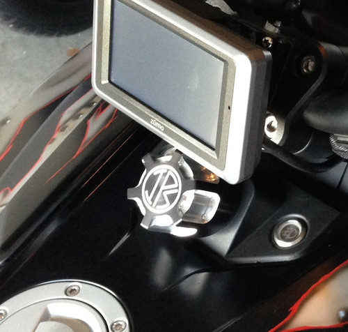"Can-Am Spyder IPS Key Cover (LG-1001) by Lamonster ""In Plain Site"""