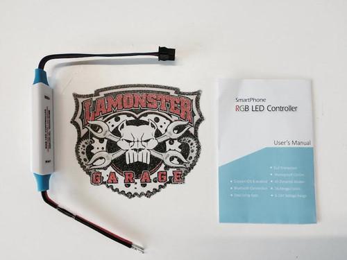 Remote-RGB Bluetooth