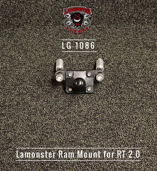Lamonster Ram mount for F3, RT, ST, RS with RAM® Level Cup™ (LG-1086-132BU) by Lamonster