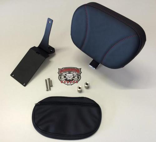 Lamonster Ultimate F3 Backrest (Red Stitching) (LGA-4100-01)