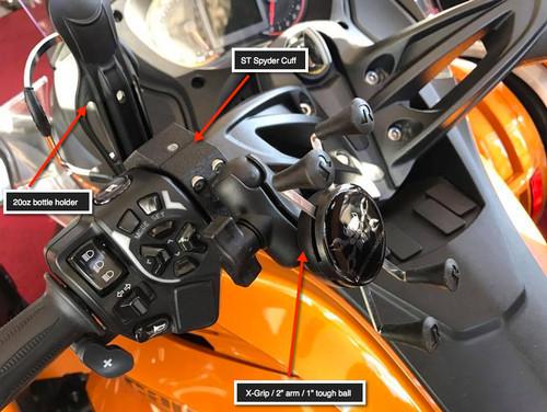 Lamonster ST Spyder Cuff with X-Grip